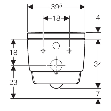 dusch wc aquaclean mera comfort up ch modell geberit. Black Bedroom Furniture Sets. Home Design Ideas