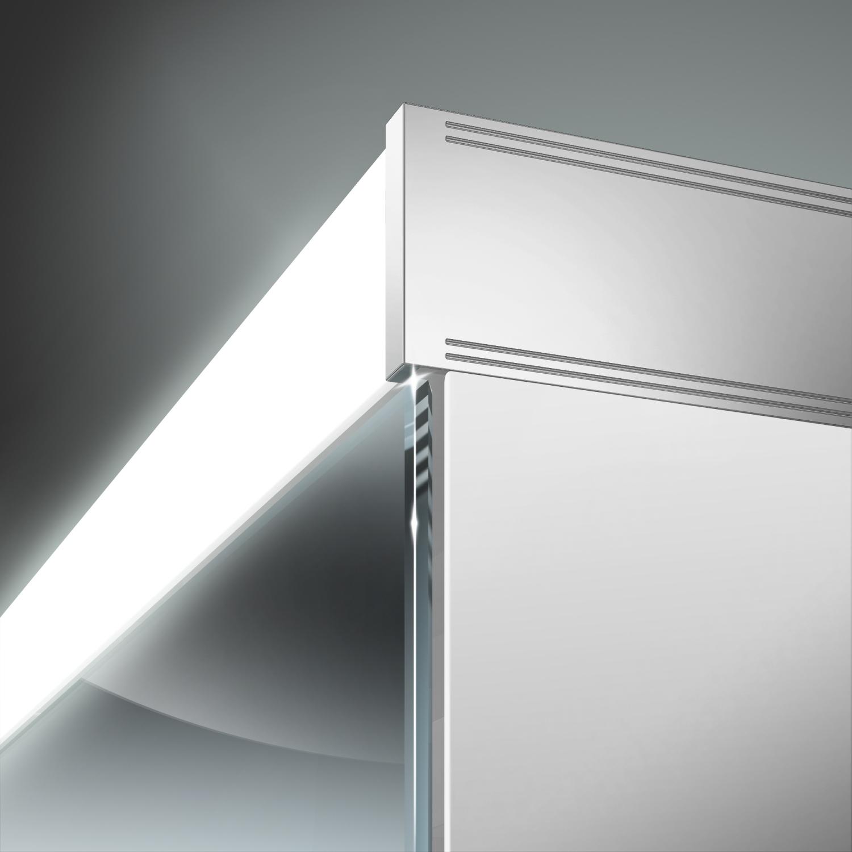 Spiegelschrank LUCE 90 - Keller